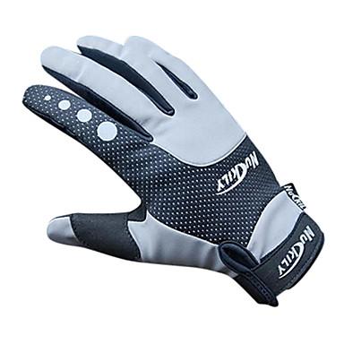 Nuckily Activități/ Mănuși de sport Mănuși pentru ciclism Keep Warm Impermeabil Rezistent la Vânt Respirabil Rezistent la uzură Snowproof