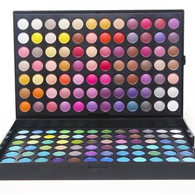 252 renk göz farı profesyonel makyaj kozmetik paleti