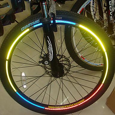 Lumini de Bicicletă reflectoare de siguranță Ciclism Ανακλαστικά Lumeni Ciclism