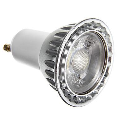 560 lm GU10 LED Spot Işıkları led COB Kısılabilir Sıcak Beyaz AC 220-240V