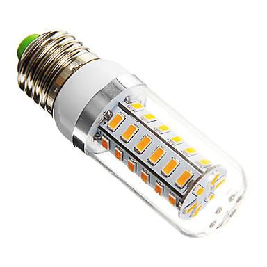 E14/GU10/G9/B22/E26/E27 6 W 42 SMD 5730 420 LM Alb Cald/Alb Rece Bulb Corn AC 220-240 V