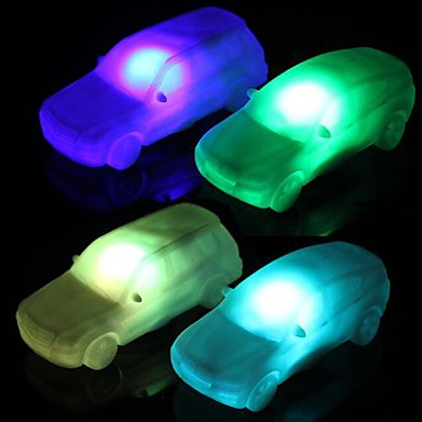 LED Night Light Waterproof Battery PVC 1 Light Batteries Included 10.0*3.8*3.0cm