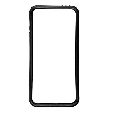 Pouzdro Uyumluluk iPhone 5 / Apple iPhone 5 Kılıf Şoka Dayanıklı Tampon Solid Sert PC için iPhone SE / 5s / iPhone 5