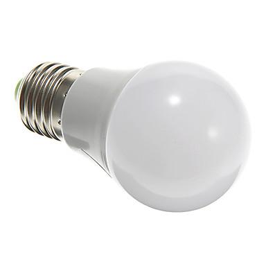 450 lm E26/E27 LED Λάμπες Σφαίρα 8 leds SMD 5730 Θερμό Λευκό Ψυχρό Λευκό AC 220-240V