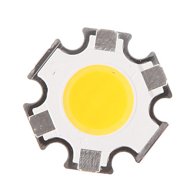 COB 450-500 lm LED чип Алюминий 5 W