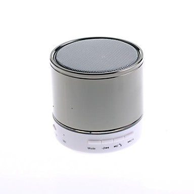 S08U Taşınabilir Bluetooth V2.1 Hi-Fi Hoparlör / MP3 / TF / FM / Mikrofon / USB / Handsfree Call (Karışık Renk)