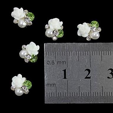 10 Unghiul de bijuterii Alte decoratiuni Fructe Floare Abstract Clasic Desen animat Încântător Nuntă Punk Zilnic Fructe Floare Abstract