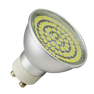 4W GU10 Spoturi LED MR16 80 SMD 3528 310-340 lm Alb Rece AC 220-240 V