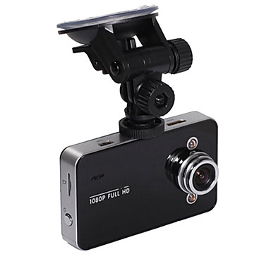 Car DVR Camcorder Camera K6000 1080P Full HD Night Vision 140 Angle Lens with 2.7