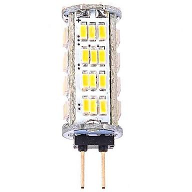 YWXLIGHT® 360 lm G4 LED Mısır Işıklar T 57 led SMD 3014 Serin Beyaz AC 12V DC 12V