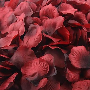 1set Kumaş Çiçek Çiçek Yaprakları