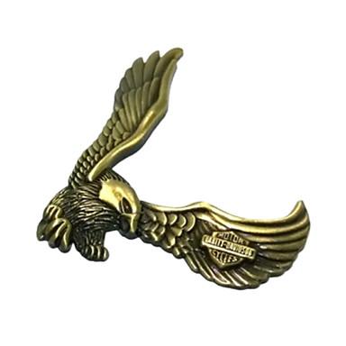 autocolante decor motociclete masina emblema - vulturii zboară (aliaj de zinc)