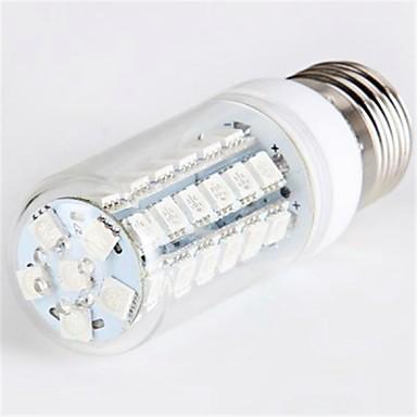 ywxlight® e26 / e27 led-maïslampen 48 leds smd 5050 540lm rood ac 220-240