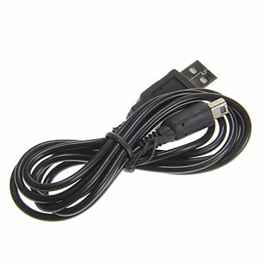 USB Cabos e Adaptadores - Nintendo 3DS Com Cabo