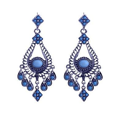 Σκουλαρίκι Κρεμαστά Σκουλαρίκια Κοσμήματα Πάρτι / Καθημερινά / Causal Κράμα / Ρητίνη Γυναικεία