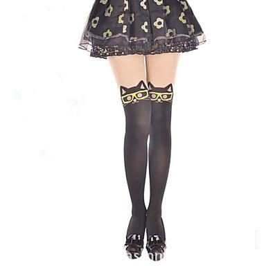 Șosete / ciorapi Lolita dulce Lolita Accesorii Catifea Costume de Halloween
