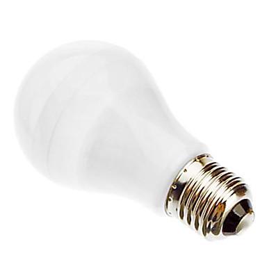 YWXLIGHT® 850 lm E26/E27 Bulb LED Glob A60(A19) 24 led-uri SMD 2835 Alb Cald AC 220-240V