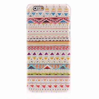 Triangle Design Hard Case for iPhone 6 Plus