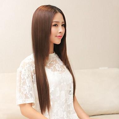 Επεκτάσεις ανθρώπινα μαλλιών Υψηλή ποιότητα Ίσιο Κλασσικά Γυναικεία Καθημερινά