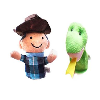 Vingerpop Slang / Speeltjes Speciaal Ontspannende hobby's Voor jongens / Voor meisjes Textiel / Pluche