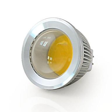 GU5.3(MR16) LED Σποτάκια A60(A19) COB 500LM lm Ψυχρό Λευκό 5000-6000 κ Με ροοστάτη Διακοσμητικό DC 12 V