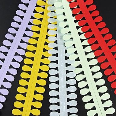 Décorations de vacances Forme Loisirs Créatifs en Papier Outils DIY Haute qualité 5pcs 1set