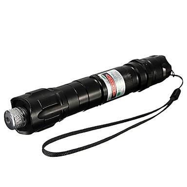 muti-imagem ponteiro laser verde lt-532b (1MW, 532nm, 1x18650, preto)