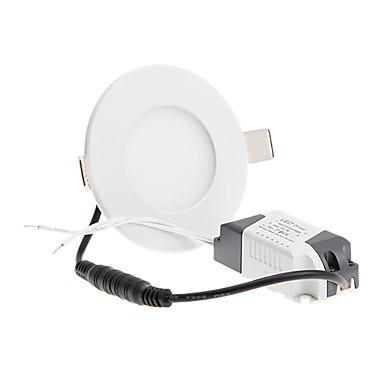 200-250 lm Φωτιστικό Οροφής 15 leds SMD 2835 Θερμό Λευκό AC 85-265V