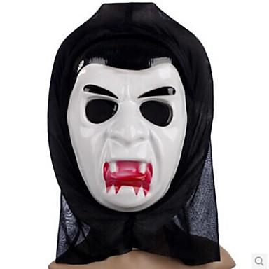 vampiro pvc máscara de halloween complicado