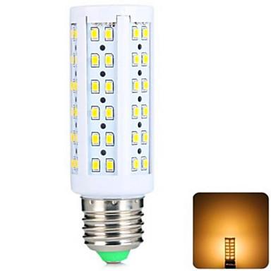 YWXLIGHT® 1020 lm E26/E27 Becuri LED Corn T 84 led-uri SMD 2835 Alb Cald AC 220-240V
