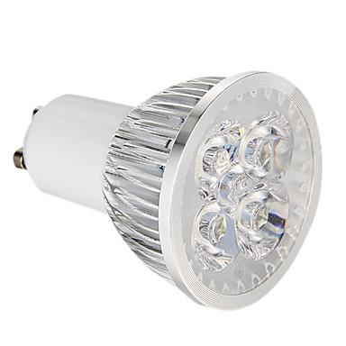 360 lm GU10 Lâmpadas de Foco de LED 4 leds LED de Alta Potência Regulável Branco Natural AC 220-240V