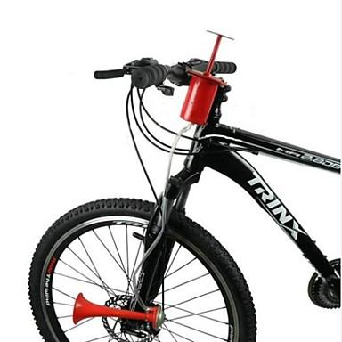 Bisiklet Zili Eğlence Bisikletçiliği / Bisiklete biniciliği / Bisiklet / BMX Demir Kırmzı