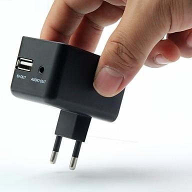 drahtlose Bluetooth-Stereoanlage zu Hause Musik Audio-Receiver und USB-Lade 5v2a für ipad