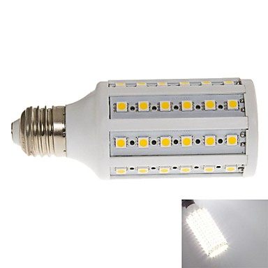 1000 E26/E27 Lâmpadas Espiga T 60 LEDs SMD 2835 Branco Frio 6000~6500K AC 220-240V