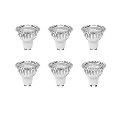 DUXLITE Dimmbar Spot Lampen MR16 GU10 6 W 540 LM 3000 K 1 COB Warmes Weiß AC 220-240 V