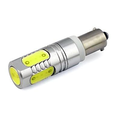BA9S 7.5W 5xcob chip de 280lm 12V DC luzes brancas para o uso do carro auto