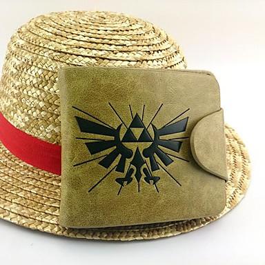 Çanta Esinlenen The Legend of Zelda Cosplay Anime / Video Oyunları Cosplay Aksesuarları Çanta Rugan Deri Erkek