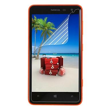 επαγγελματική υψηλής ευκρίνειας οθόνη προστάτης με πανί καθαρισμού για το Nokia 625
