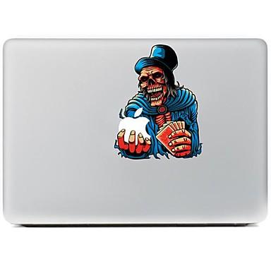 1 τμχ Αυτοκόλλητο για Προστασία από Γρατζουνιές Μοτίβο MacBook Pro 13 ''