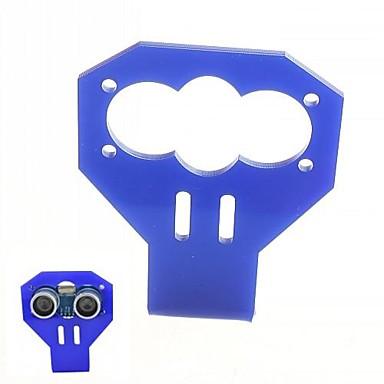 uygun araç hc-SR04 ultrasonik sensör için akrilik tutucu monte