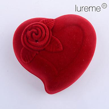 Takı Kutusu - Moda Kırmızı 5.5 cm 4 cm 4 cm / Kadın's