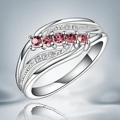Feminino Maxi anel bijuterias Liga Jóias Para Casamento Festa Diário