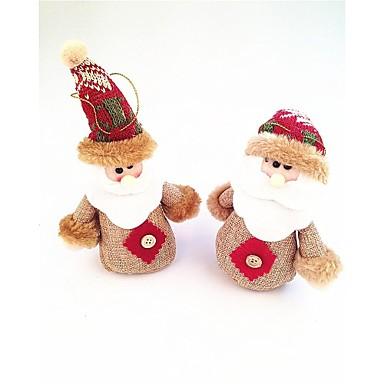 Weihnachtsmann kleine Puppe Stil, die alte Weisen