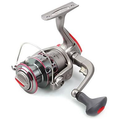 Molinetes de Pesca Molinetes Rotativos 4.7:1 6 Rolamentos Trocável / Destro / Left-HandedPesca de Mar / Pesca Voadora / Isco de Arremesso