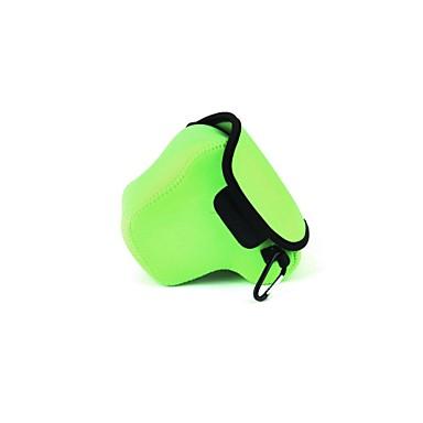 neoprene dengpin® câmera macia protetora bolsa saco caso para xt1 fuji FUJIFILM x-t1 com a lente 18-55mm (cores sortidas)