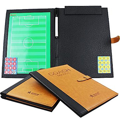 hoogwaardige opvouwbaar&magnetische voetbal coaching board