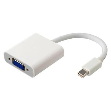 молнии порт VGA женщин кабельных проекторов контролирует Apple MacBook 2011 2012 2013 2014
