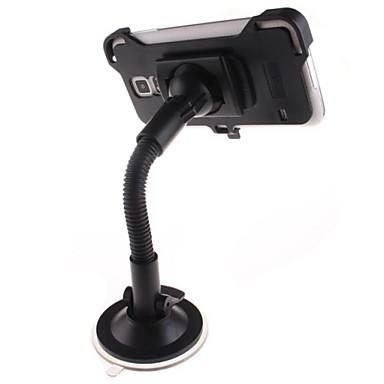 Telefoonhouder standaard Automatisch Windscherm Verstelbare Standaard Kunststof for Mobiele telefoon