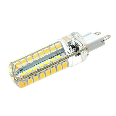 4W G9 Ampoules Maïs LED T 64 SMD 2835 280 lm Blanc Chaud / Blanc Froid AC 100-240 V