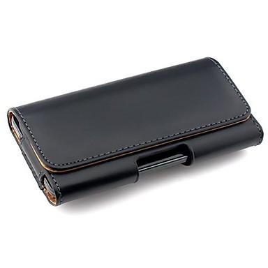 Pouzdro Uyumluluk iPhone 7 / iPhone 7 Plus / iPhone 5 iPhone 5 Kılıf Cüzdan Tam Kaplama Kılıf Solid Sert PU Deri için iPhone 7 Plus / iPhone 7 / iPhone SE / 5s